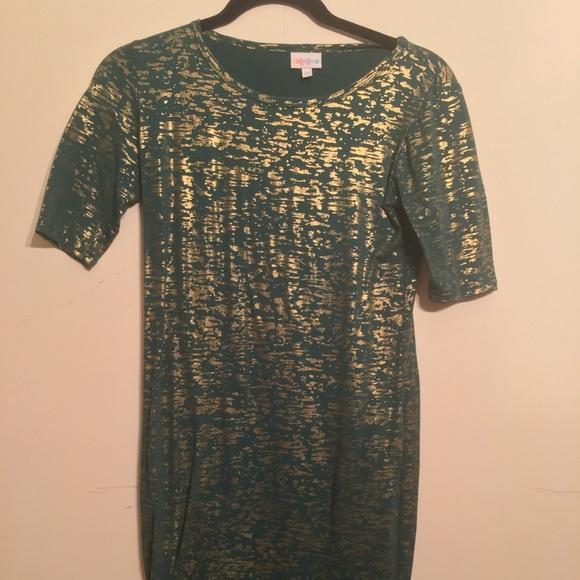 LuLaRoe Dresses & Skirts - Xs Lularoe elegant Julia euc
